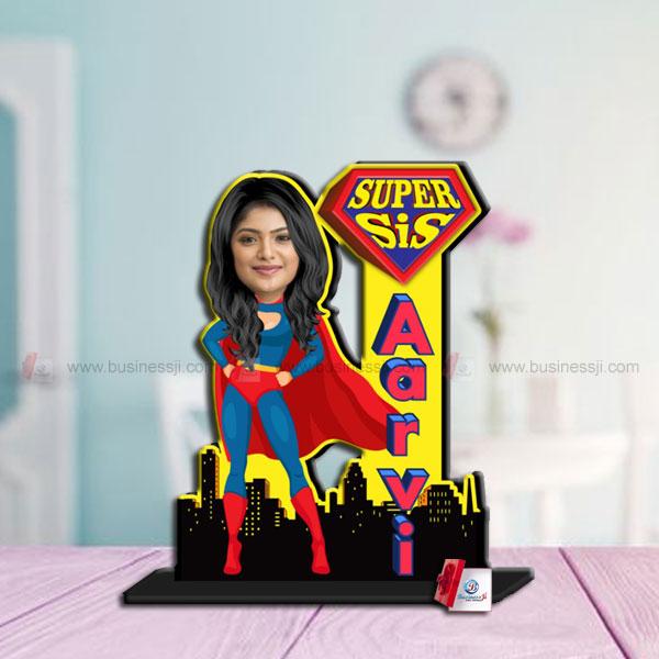 Super Sis Photo Cutout