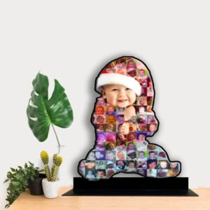 Baby Cutout Collage