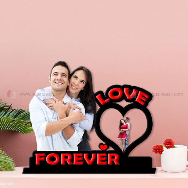Love Forever Standee