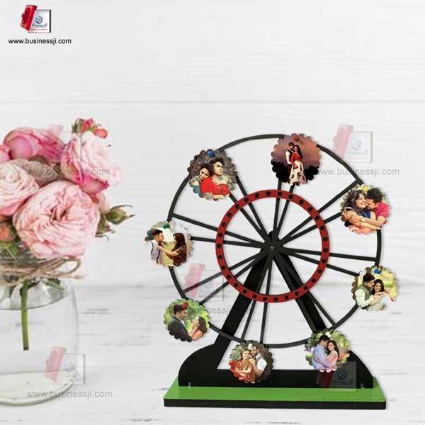 Wonder Wheel Table Frame