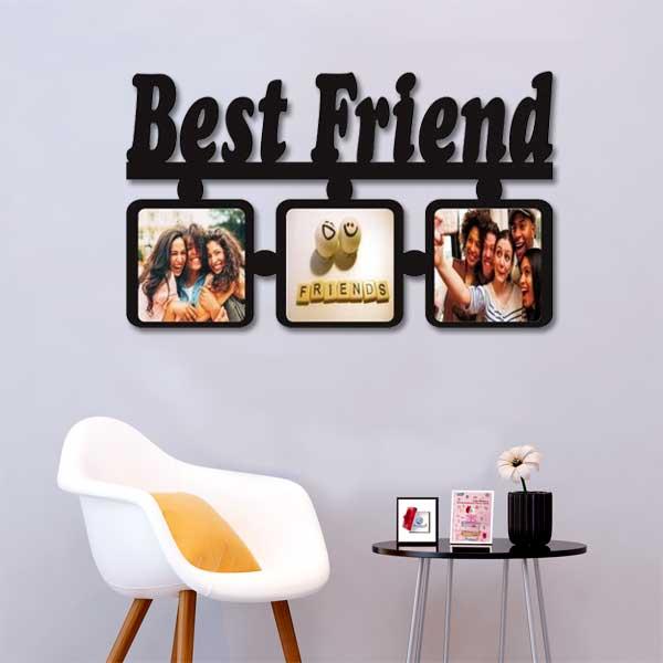 Best Friend Wood Frame