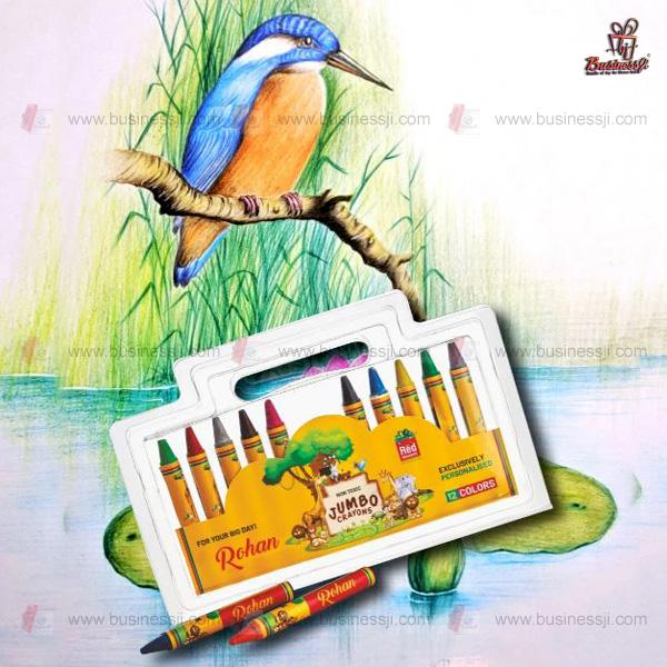 Customized Crayons Color Set