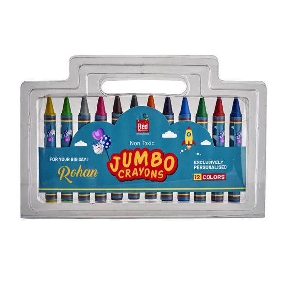 Customized Crayons Color Setbj