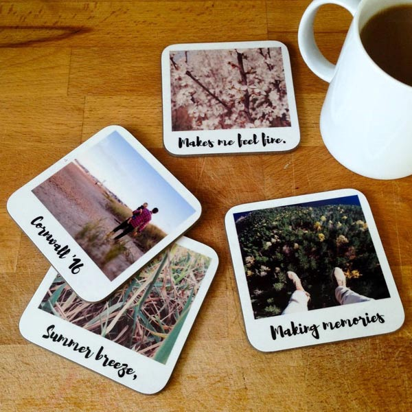 Personalized Acrylic Coasters