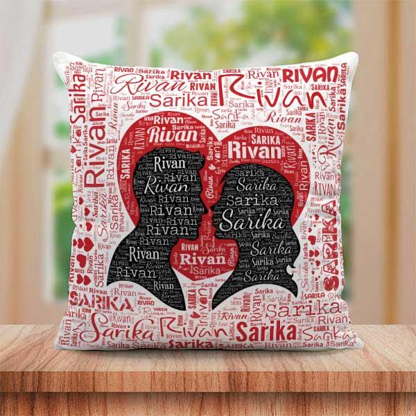 Mosaic Art Cushion BJ118