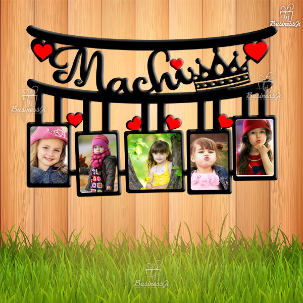 Customized Wooden Collage BJ142