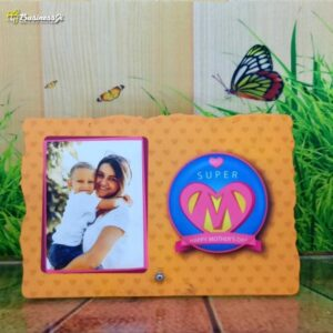Personalized Embossed Photo Plaque