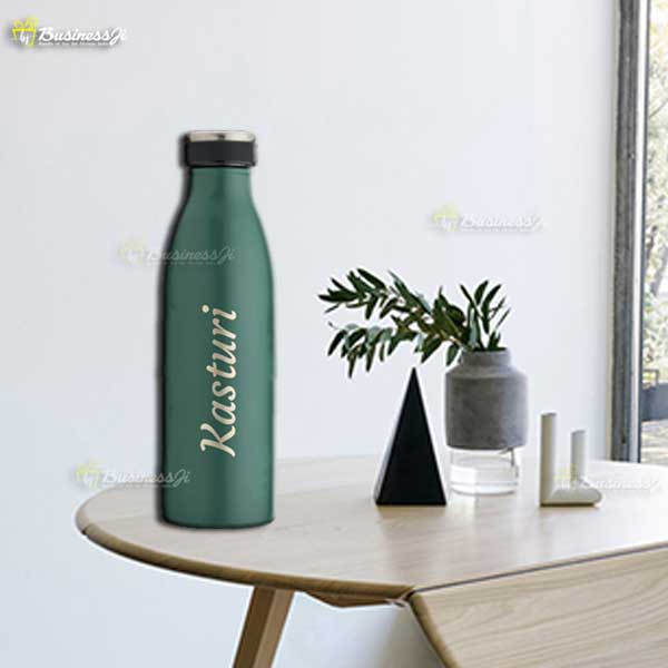 Customized Engraved Water Bottle