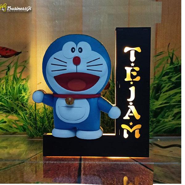 Doraemon LED Frame