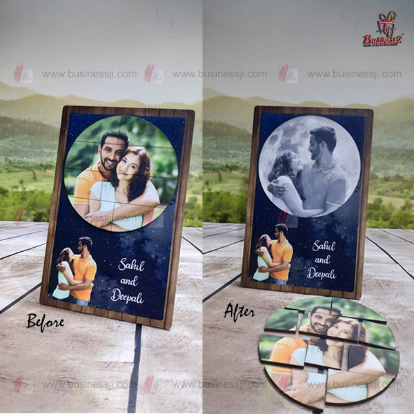 3in1 Photo Magnetic Puzzle