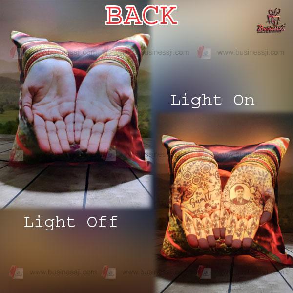 Magic Led Pillow bj